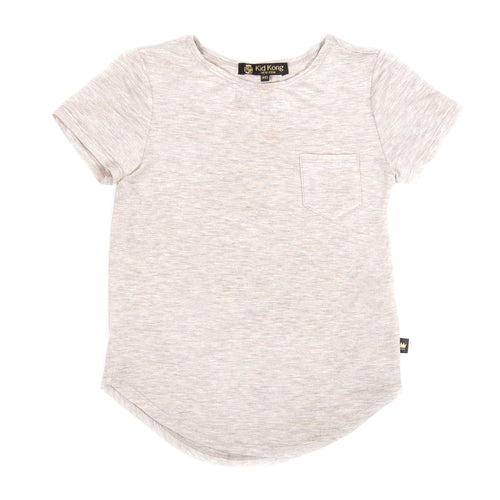 Curved Pocket Tee - Kid Kong NYC