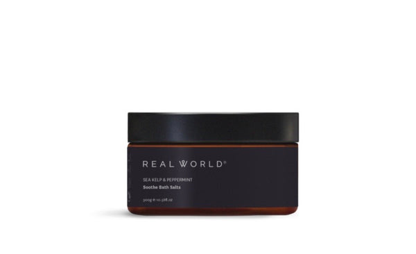 Real World Soothe Bath Salts