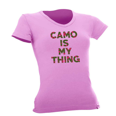 Camo Is My Thing T-Shirt