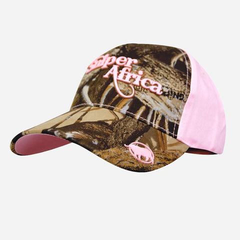 Rustic Ladies Peak Cap