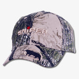 Embroidered Buffalo Peak Cap