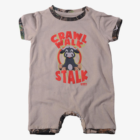 Crawl Walk Stalk