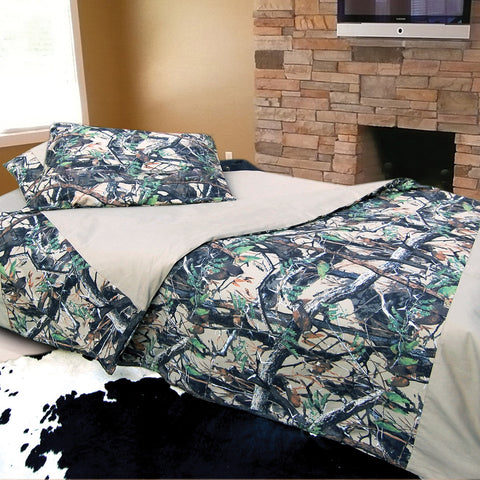 Double Duvet Cover & 2 Pillow Cases