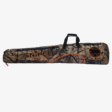 Premium Rifle Bag with Suppressor Pouch
