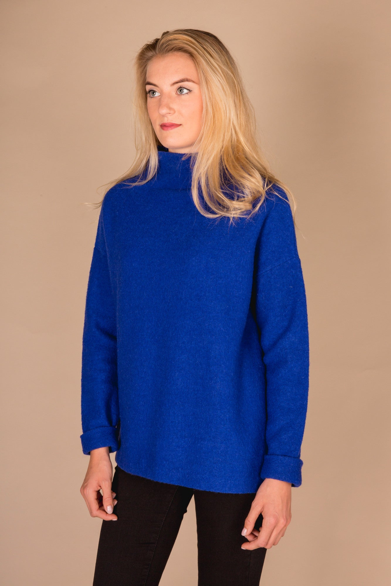 DARLA LONG SLEEVE PULLOVER