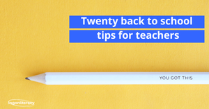 20 back to school tips for teachers