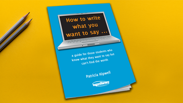 How to use the Blue Book to write what you want to say