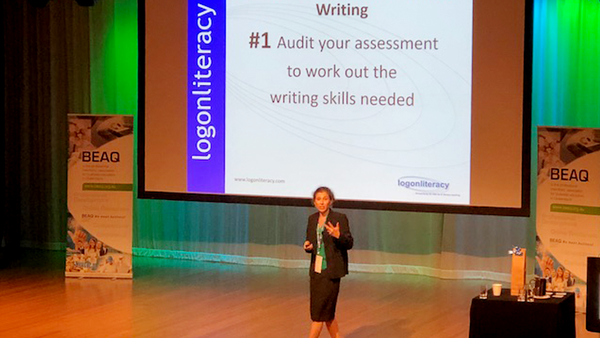 Improving the Quality of Students' Writing in Business