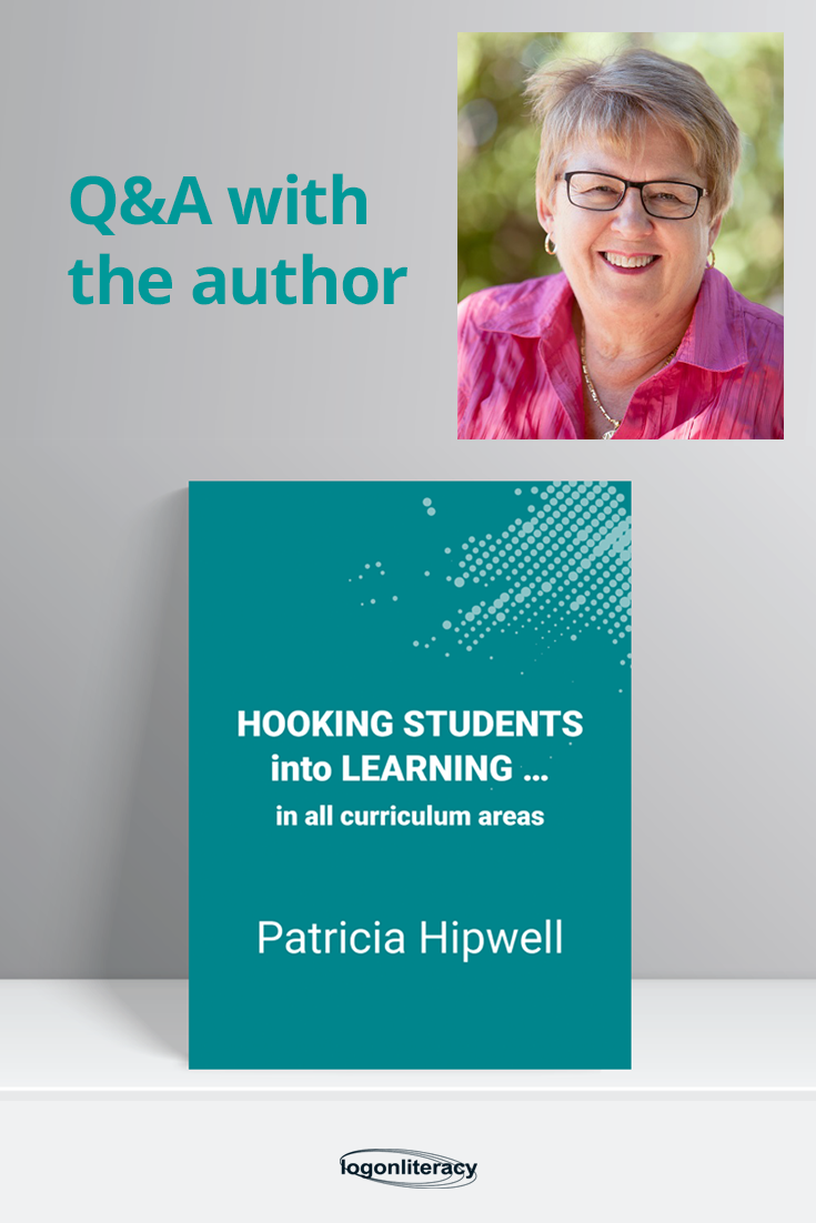 Hooking students into learning with Patricia Hipwell
