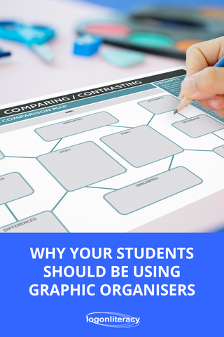 Why your students should be using graphic organisers
