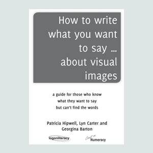 How to write what you want to say... about visual images