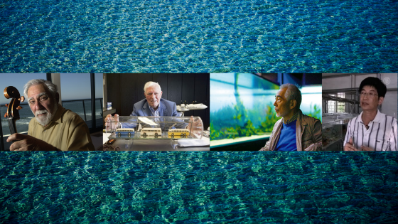 Leaders, Innovators and Entrepreneurs of our Aquarium Industry