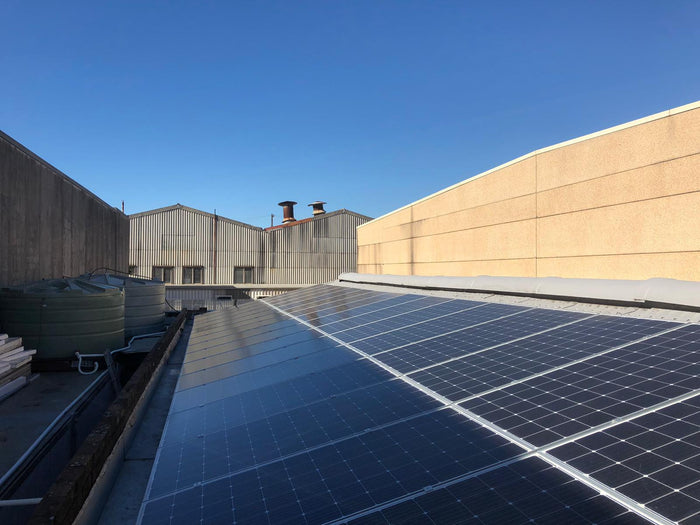 AQUATIC SOLUTIONS GOES SOLAR!