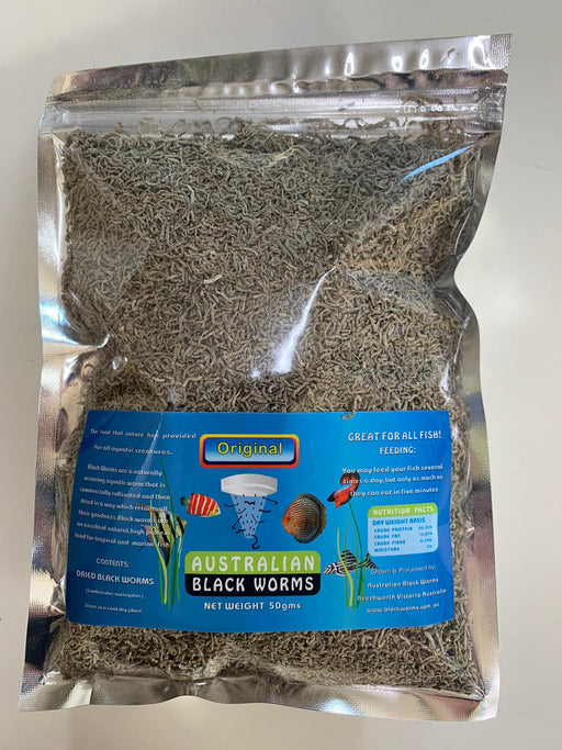Loose Worm 50g (Ziplock Bag)