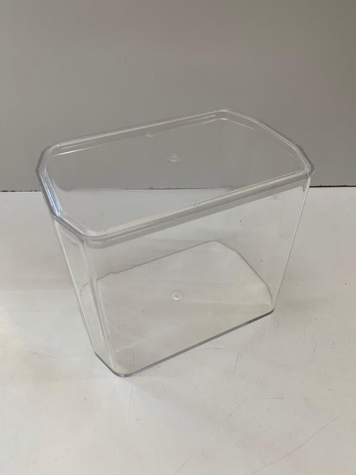 Betta Box (Volume: 1.89L) 15cm(L) x 10cm(W) x 12.5cm(H)