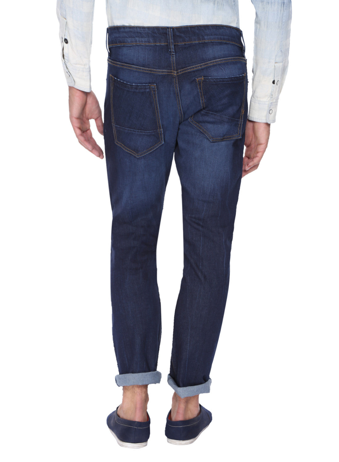 Core regular fit jeans - Ultra Fine wash