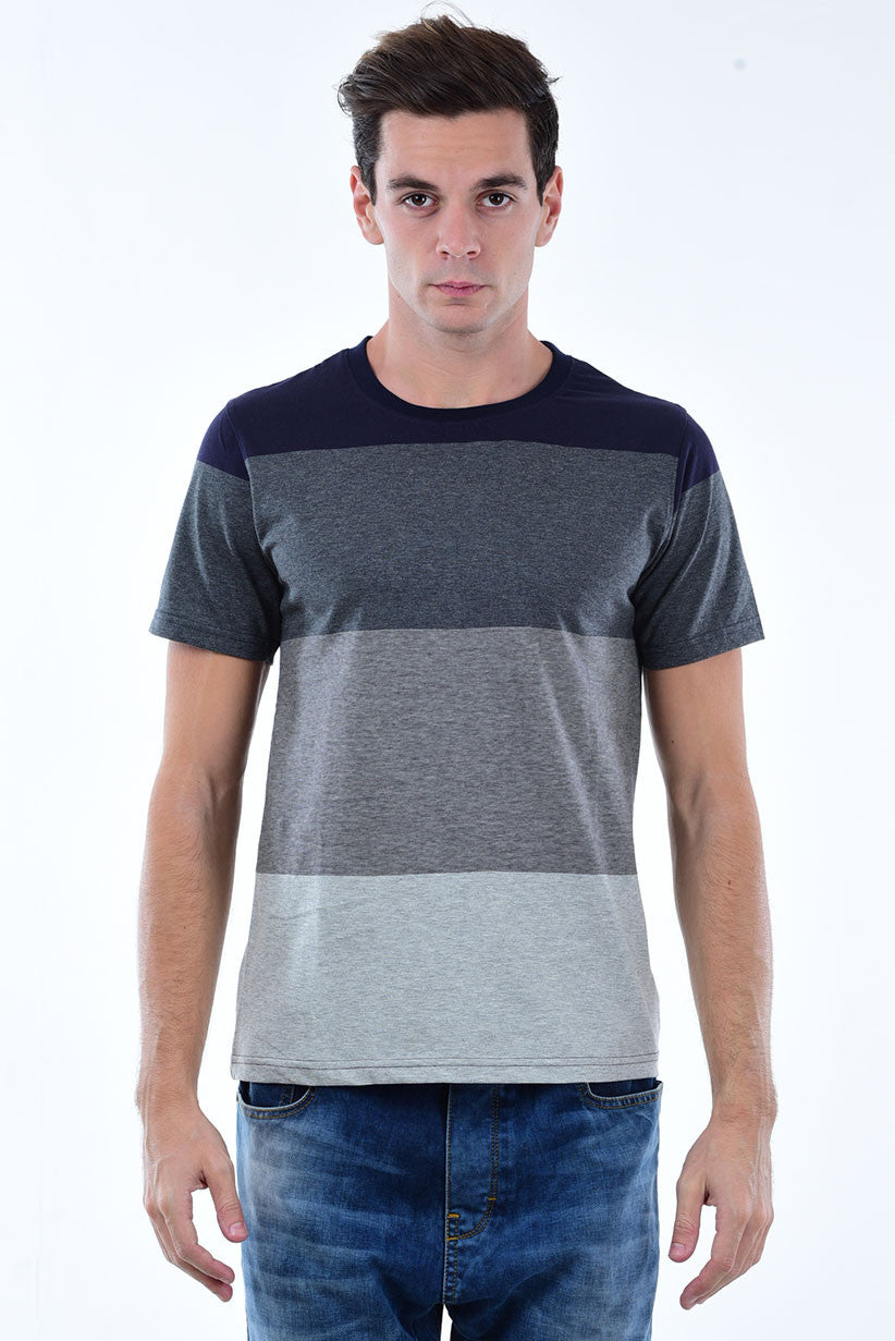 Three way engineered Tee