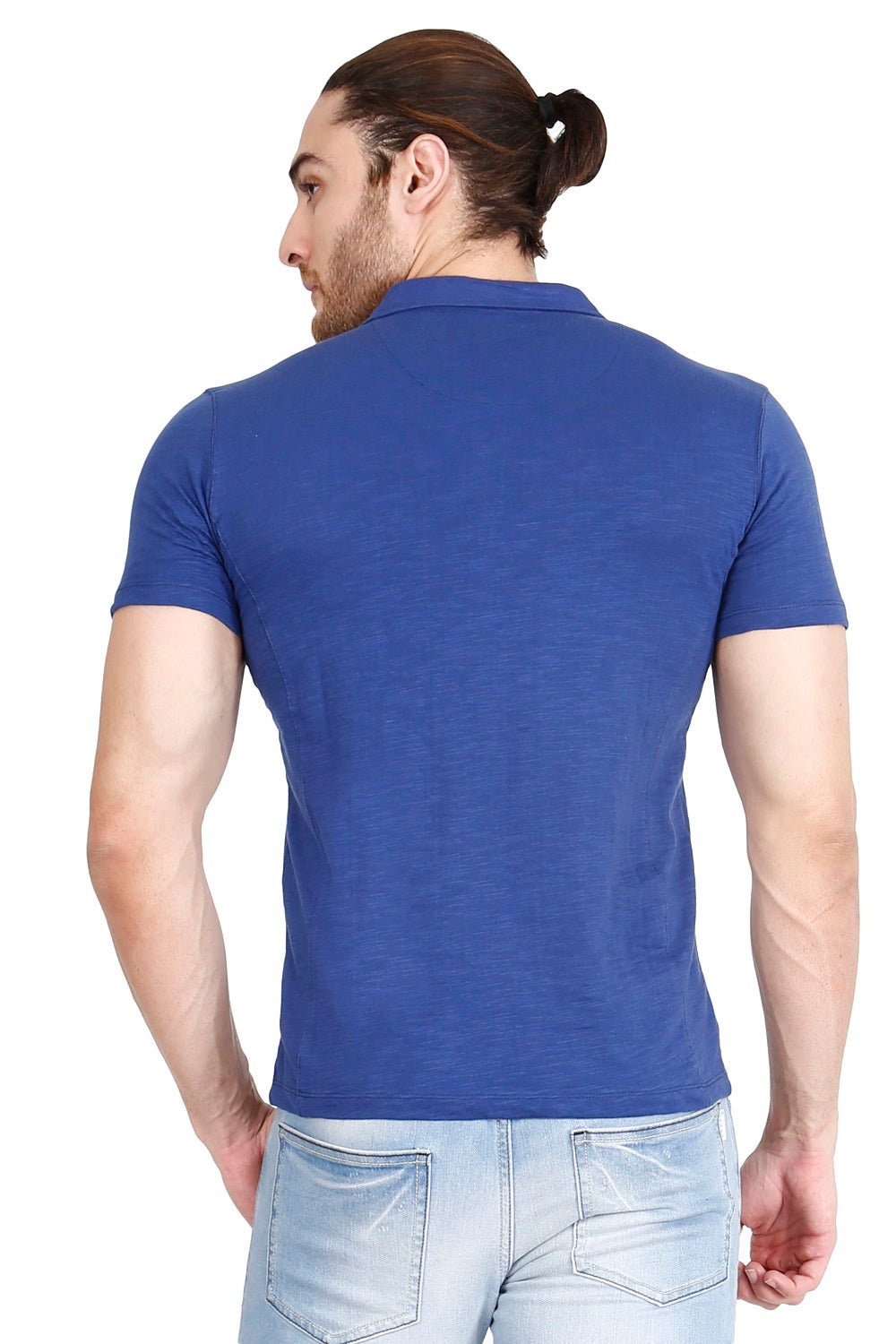Hunt and Howe Royal Blue Polo T-Shirt