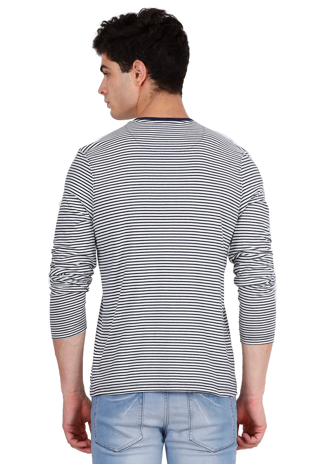 Hunt and Howe Men's Regular Fit Henley T-Shirt