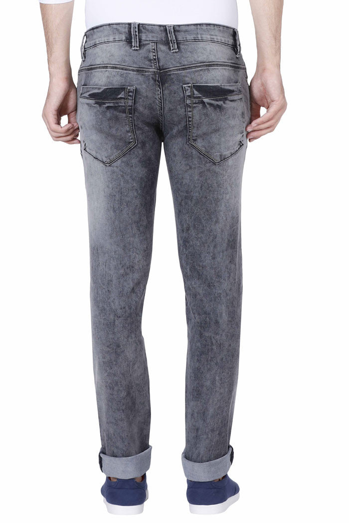 Craze Grey Ultra Stretch Jeans