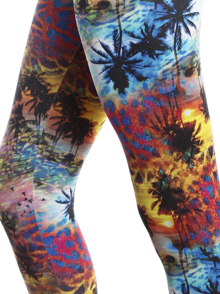 Digitale Leggings - Vice