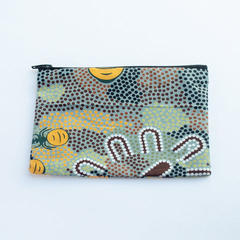 Zipper Purse, Medium - Paperbark Woman