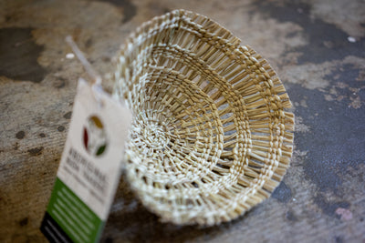 Pandanus Baskets by Sylvia Nulpinditj