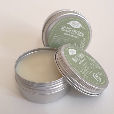 Breathe Easy Balm by Bush Medijina  40g