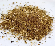 Mayi Harvest's Bush Dukkah Spice Mix using Native Australian ingredients is and incredible fusion of nuts, herbs, seeds and spices.   Dukkah is traditionally eaten with oil and flatbread. It is also sprinkled over, or blended into, dips – try it with hummus, roast capsicum or eggplant babaganoush.