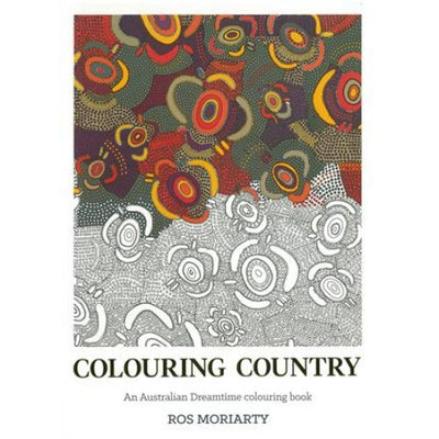 """Colouring Country"" by Ros Moriarty"