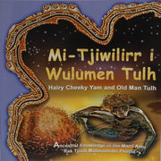 "DM2018 ""Mi-tjiwilirr i wulumen Tulh: Hairy Cheeky Yam and Old Man Tulh: Ancestral Knowledge of the Marri Amu Rak Tjindi Malimanhdhi People"""