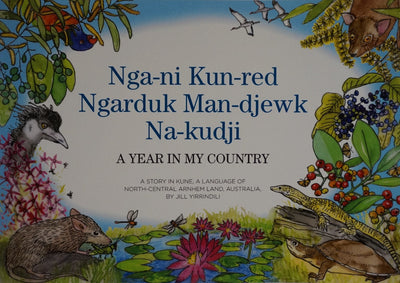 "DM2018 ""Nga-ni Kun-red Ngarrduk Man-djewk Na-kudji: A year in my Country"" by Jill Yirrindili"