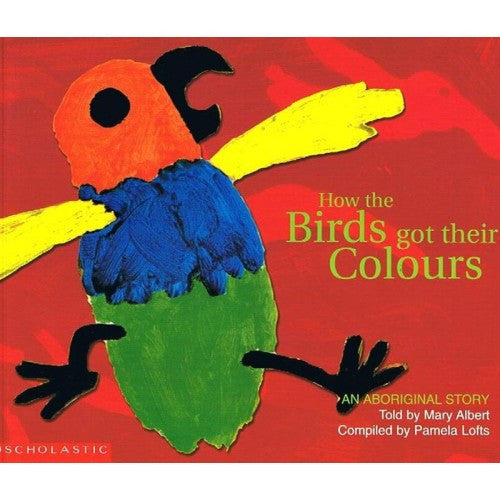 """How the Birds got their Colours"" by Pamela Lofts"