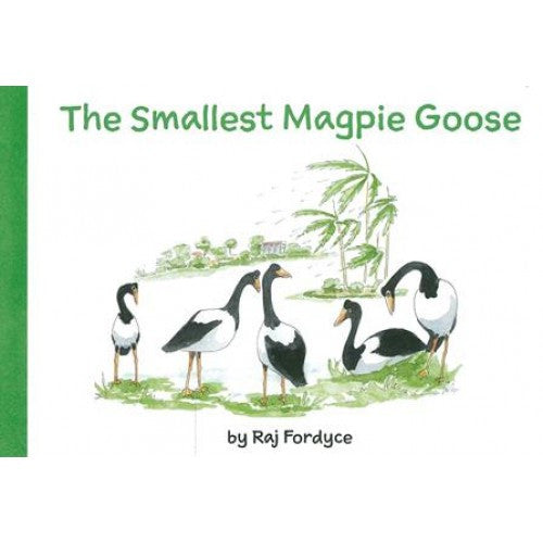 The Smallest Magpie Goose