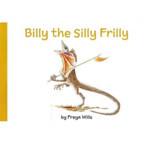 Billy the Silly Frilly
