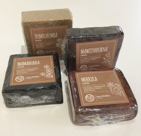 ASAC Bush Medijina Soaps, Scrubs and Combos