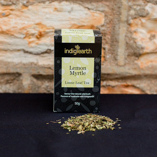 Indigiearth Loose Leaf Tea - Lemon Myrtle