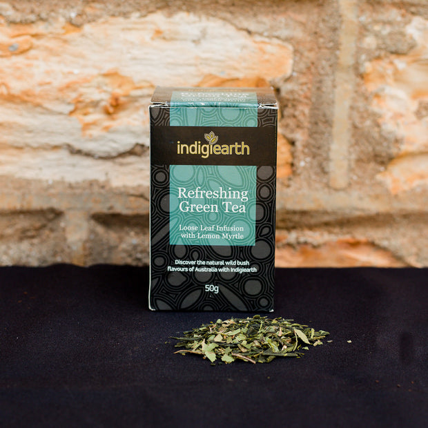 Laced with lemon myrtle for instant refreshment, this is a delightful warm tea or stunning iced tea. As well as tasting delicious,