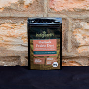 Outback prairie dust (blackening dust) is a unique spicy cajun style fiery smoky blend with tasmanian pepperleaf & wild Thyme, great for seasoning meat, chicken, wedges and more!