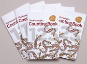"""The Kunwinjku Counting Book"" - Gabriel Maralngurra Injalak Arts"