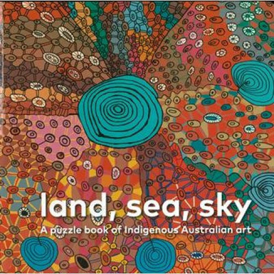 """Land, Sea, Sky"" by National Gallery of Australia"