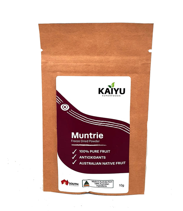 Kaiyu Muntrie Freeze Dried Powder 10g