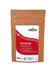 Kaiyu Quandong Freeze Dried Powder 10g