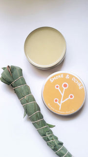 Smoke & Ochre Redgum Eucalyptus Chest Rub 50ml
