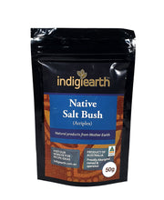 Salt Bush adapts to dry, salty soils and traditionally the seeds were ground by Aboriginal people for flour and made into a damper-style bread. The leaves are often used as a wrap for meat or fish, in salads or as a leafy bed for grilled meat and vegetables.