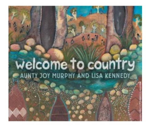 Welcome to Country- Hard Cover