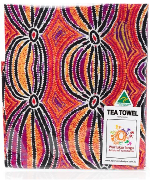 Tea Towel - Alperstein - Various designs