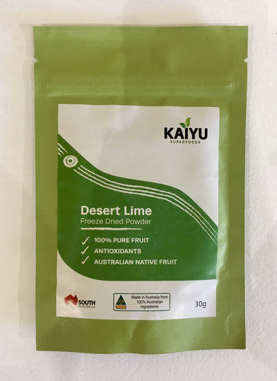Kaiyu Desert Lime Freeze Dried Powder 30g