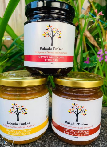 Native Davidson's Plum Jam - Kakadu Tucker