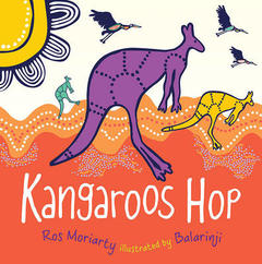 """Kangaroos Hop"" by Ros Moriarty"